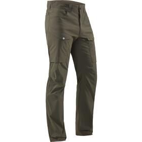 Haglöfs Mid Fjord Pantalones Hombre, Oliva